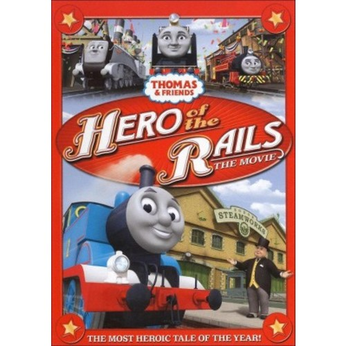 Thomas & Friends: Hero of the Rails - The Movie (dvd_video)