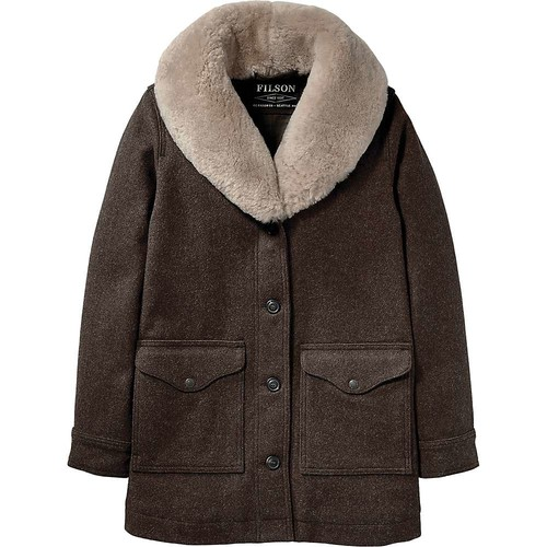 Filson Women's Wool Trapper Coat
