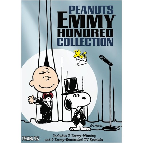 Peanuts: Emmy Honored Collection [DVD]