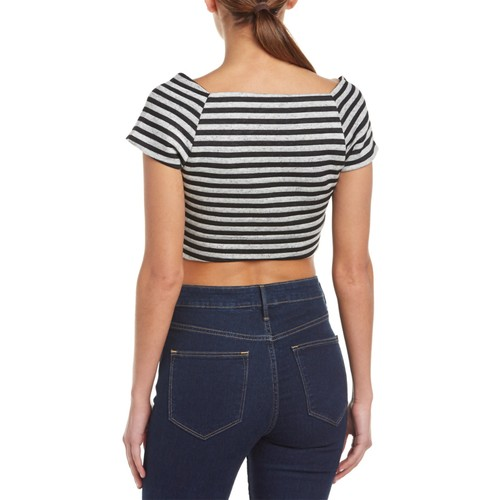 Sugarlips Catch Me If You Can Crop Top