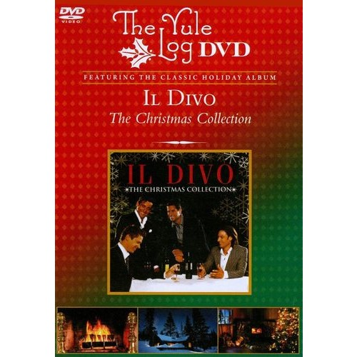 Il Divo: The Christmas Collection [The Yule Log Edition] DD2/2