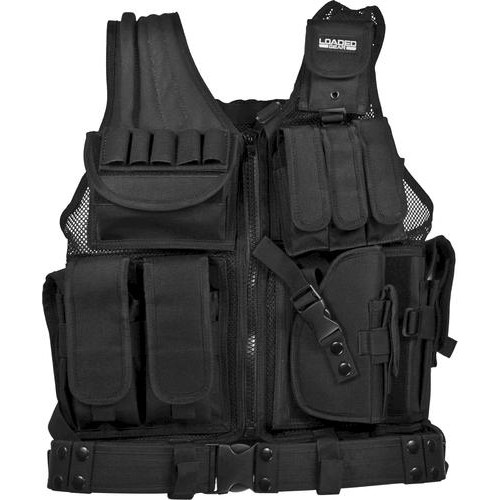 Barska Loaded Gear VX-200 Tactical Vest- Right Hand