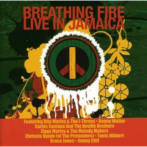 Breathing Fire: Live in Jamaica [CD]