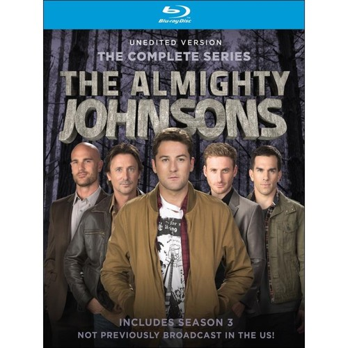 The Almightly Johnsons: Seasons 1-3 [2 Discs] [Blu-ray]