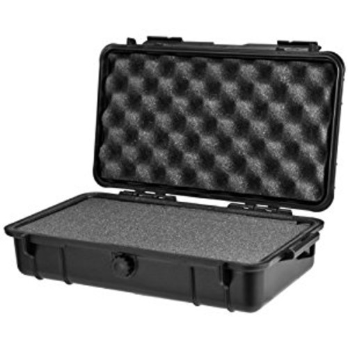 Loaded Gear HD-50 Hard Case, Black, Small by BARSKA