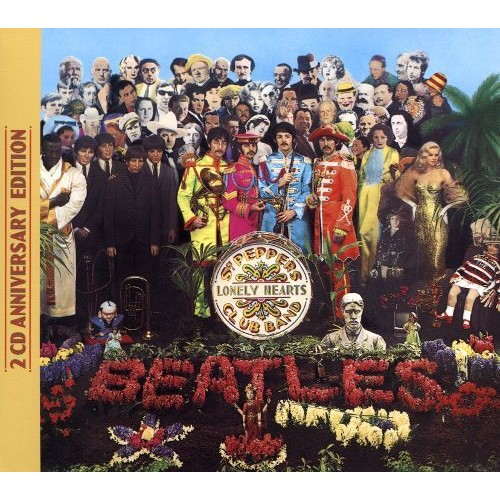 Sgt. Pepper's Lonely Hearts Club Band [CD]