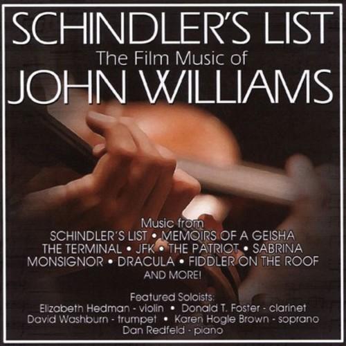 Schindler's List: The Film Music of John Williams [CD]