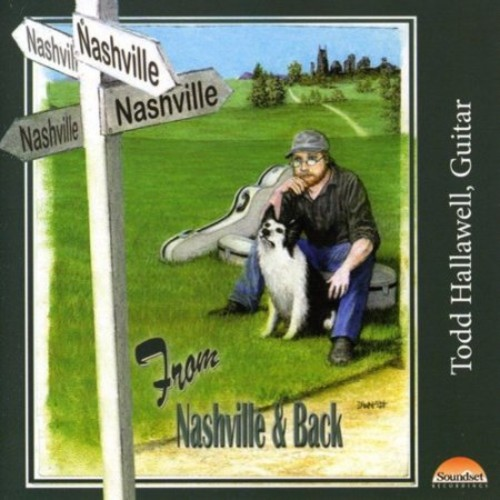 From Nashville and Back [CD]