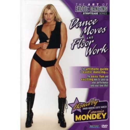 The Art of Exotic Dancing: Striptease Series - Dance Moves and Floorwork (DVD) 2006