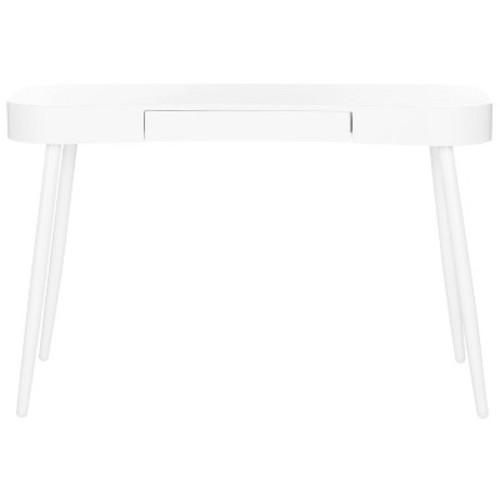 Madan Desk - White - Safavieh