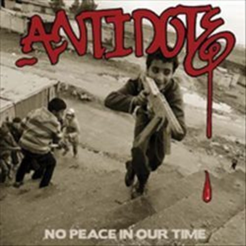 No Peace in Our Time [LP] - VINYL