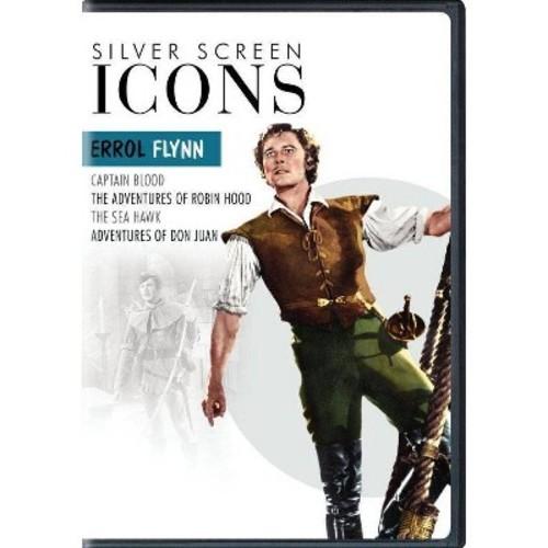Silver Screen Icons:Errol Flynn (DVD)