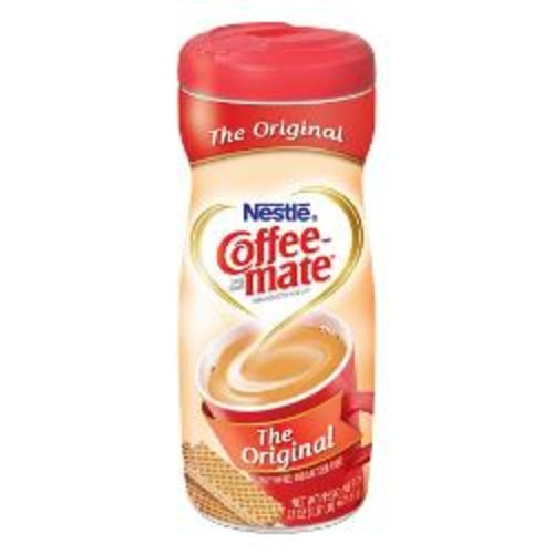 Nestle Coffee-mate Powdered Creamer Canister, Original, 22 Oz