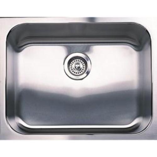 Blanco Spex Undermount Stainless Steel 23 in. Single Bowl Kitchen Sink