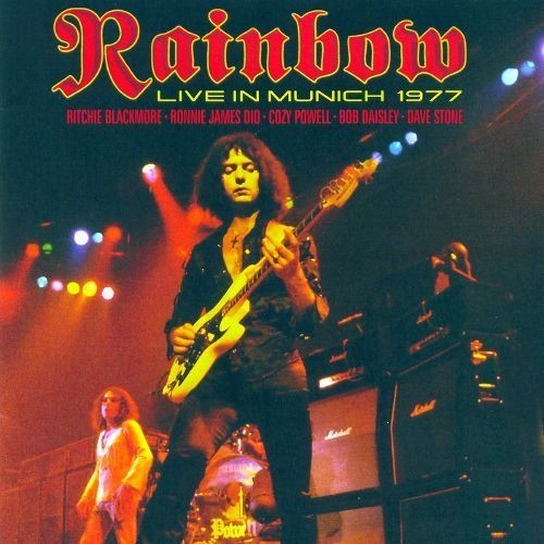 Live In Munich 1977