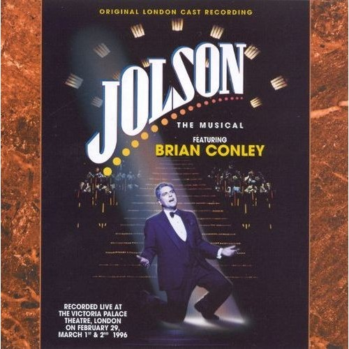 Jolson: The Musical (Original London Cast Recording) [CD]