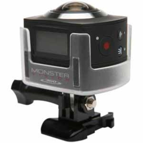 Monster Vision 360 Action Sports Camera