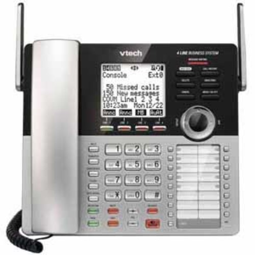 VTech 4-Line Small Business System Main Console