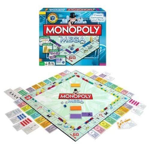 Monopoly Mega Edition Game