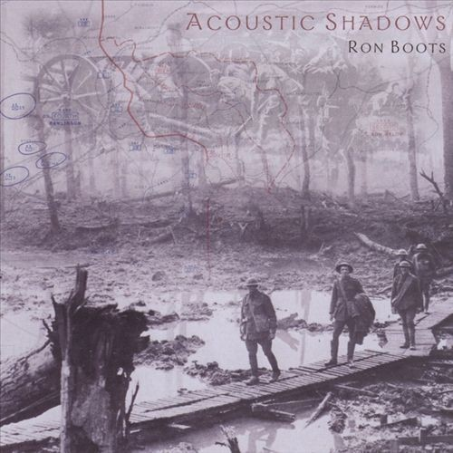 Acouostic Shadows [CD]