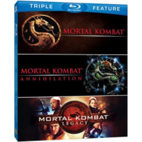 Mortal Kombat / Mortal Kombat 2 / Mortal Kombat