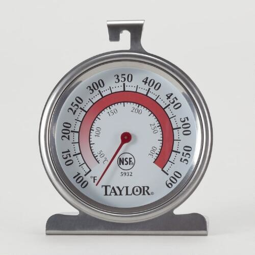 Oven Thermometer, dial