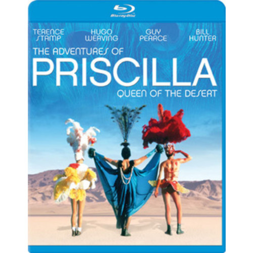 The Adventures of Priscilla, Queen of the Desert (Blu-ray)
