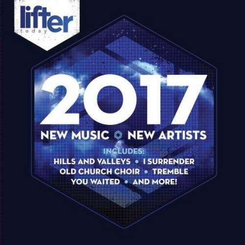 Various - 2017 New Artists New Music (CD)
