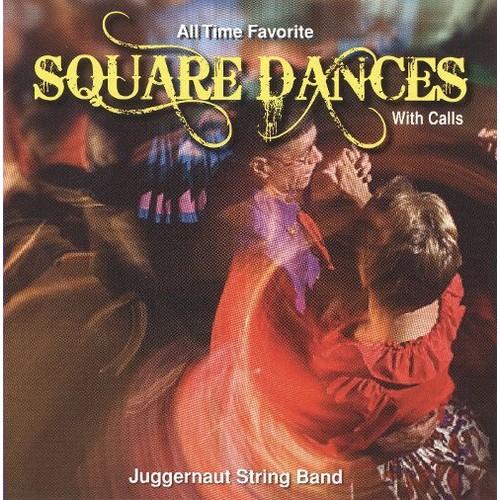 All Time Favorite Square Dances [CD]