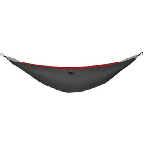 Ember 2 Insulated Hammock UnderQuilt (Charcoal/Red)