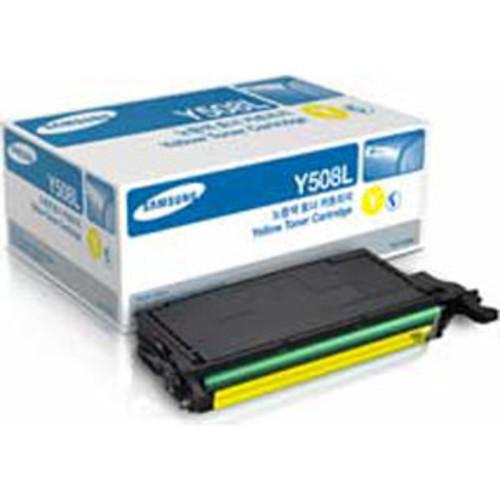 Samsung CLT-Y508L Toner Cartridge - Yellow