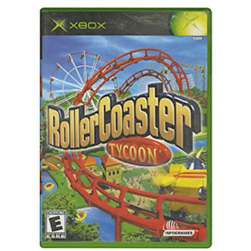 Infogrames Entertainment RollerCoaster Tycoon [Pre-Owned]