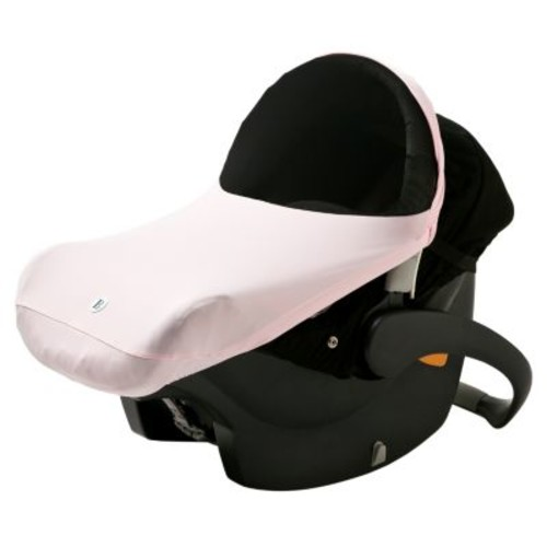 The Shade Infant Car Seat Cover - Pink