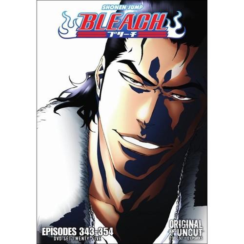 Bleach Uncut Set 25 (DVD) (2 Disc)