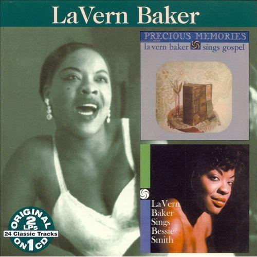 Precious Memories: Lavern Baker Sings Gospel [CD]