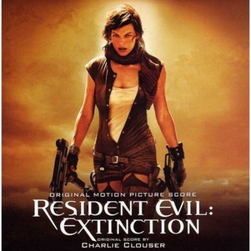 Resident Evil: Extinction [Original Motion Picture Score] [CD]