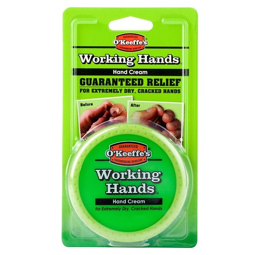 OKeeffes Hand Cream, Working Hands 2.7 oz (76 g)