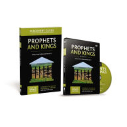 Prophets and Kings Discovery Guide with DVD: Being in the Culture and Not of It