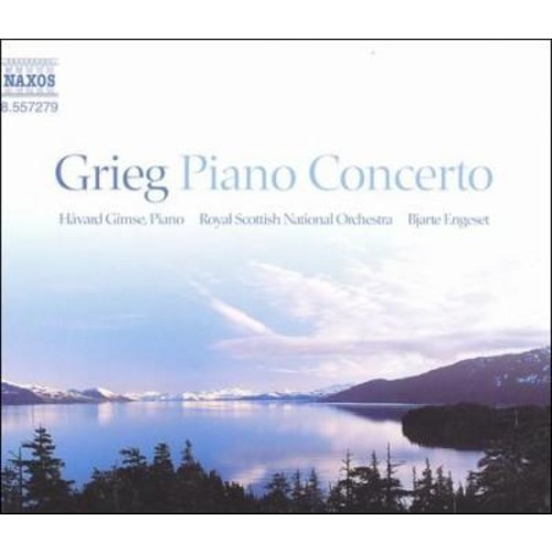 Royal Scottish Nat. Orch. - Grieg: Piano Concerto