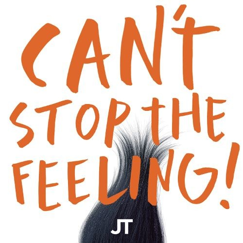 Can't Stop the Feeling! [CD]