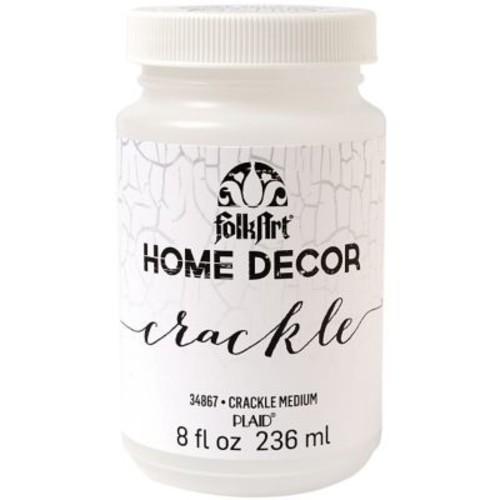 FolkArt Home Decor Crackle, Medium