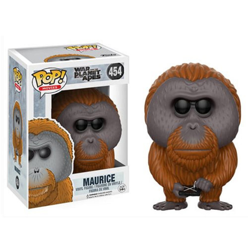 Funko POP! Movies: War of the Planet of the Apes 3.75 inch Vinyl Figure - Maurice