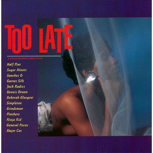 Its Not Too Late CD