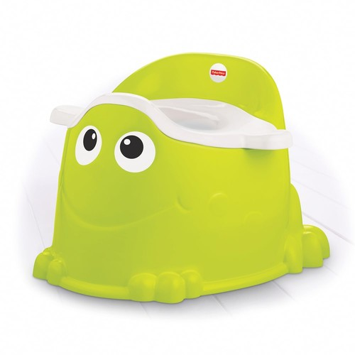 Fisher-Price Potty Training, Froggy