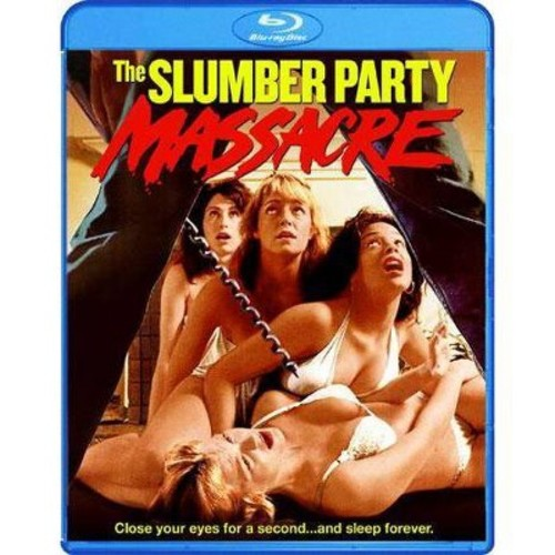 The Slumber Party Massacre [Blu-ray] [1982]