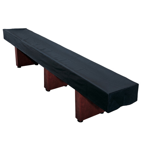 Hathaway Black Cover for 14-ft Shuffleboard Table
