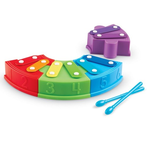 Learning Resources Learning & Educational Toys Learning Resources Rainbow Learning Xylophone