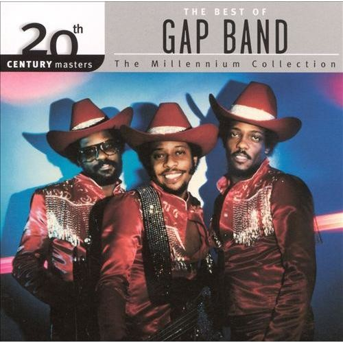 20th Century Masters: The Millennium Collection: Best of the Gap Band [CD]