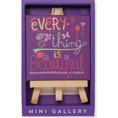 Mini Gallery Easel