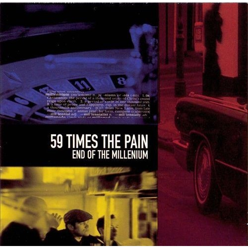 END OF THE MILLENNIUM CD